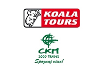 KOALA TOURS - CKM TRAVEL 2000