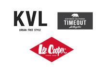 KVL • TIMEOUT • LEE COOPER